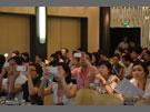 分享内容精彩纷呈,来宾纷纷拿出手机记录